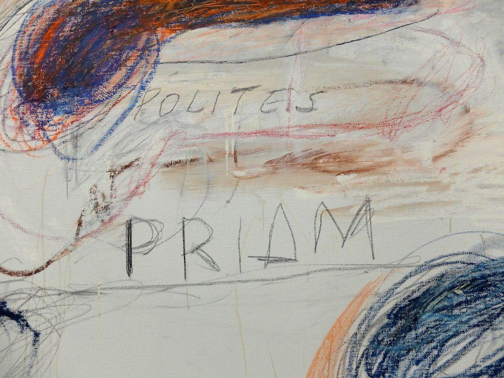 ©CyTwombly-courtesy centre Pompidou.