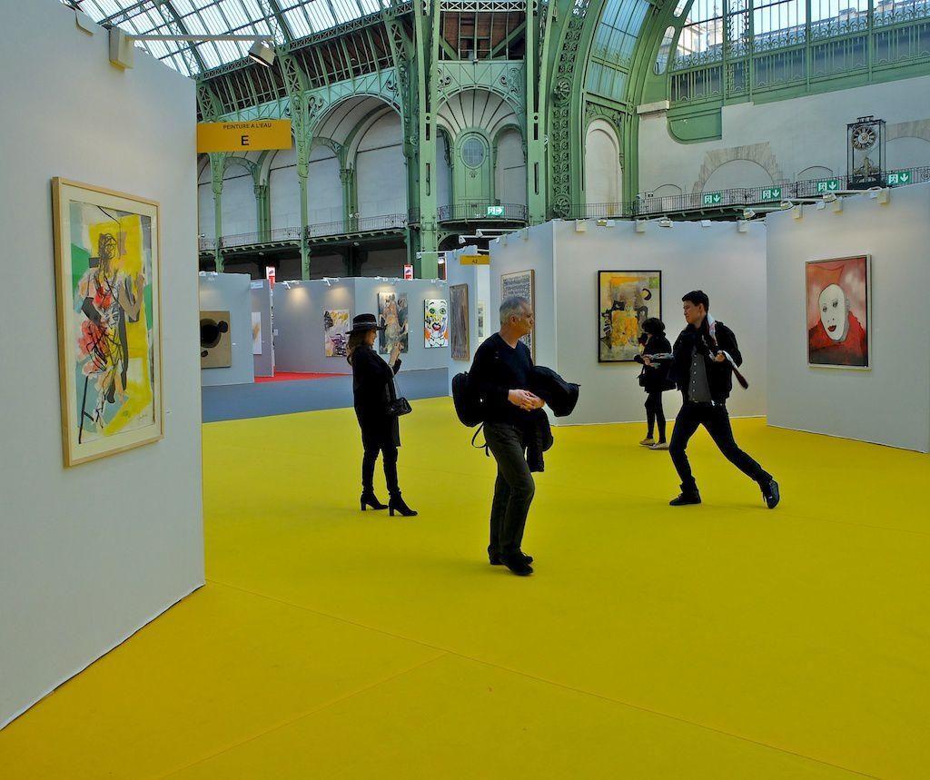 Art en capital 2017-grand palais-Paris