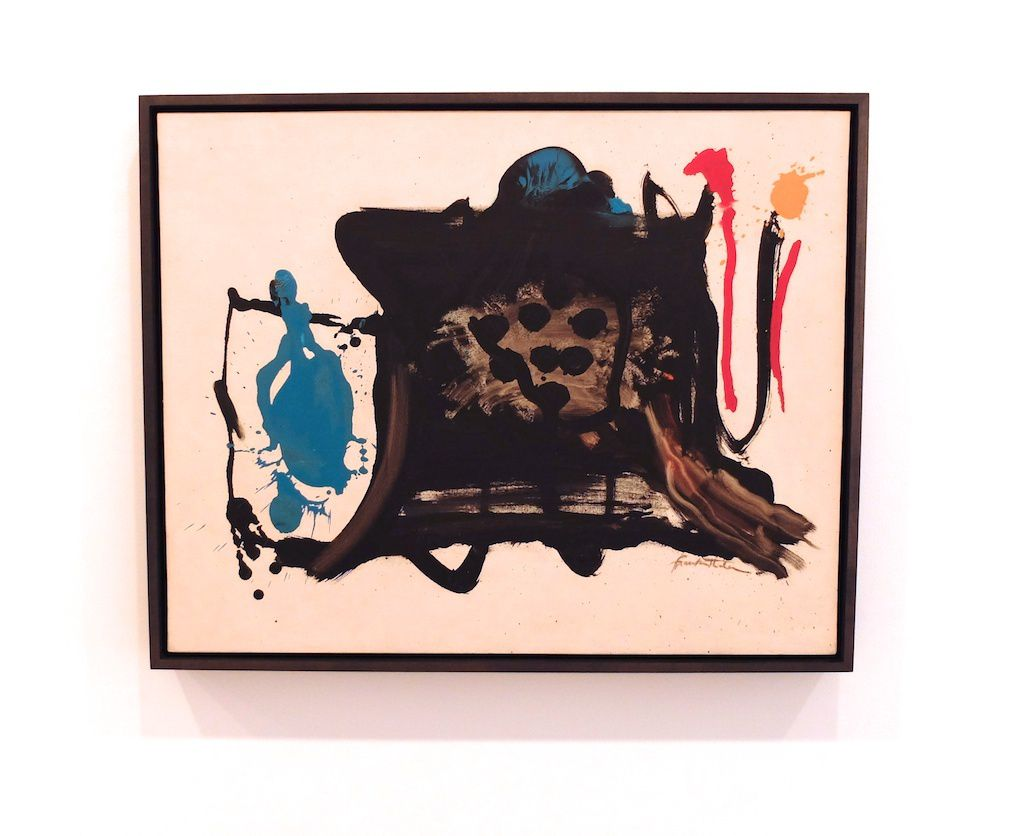 Helen Frankenthaler Foundation, Inc./Artists Rights Society (ARS), New York-courtesygagosiangallery