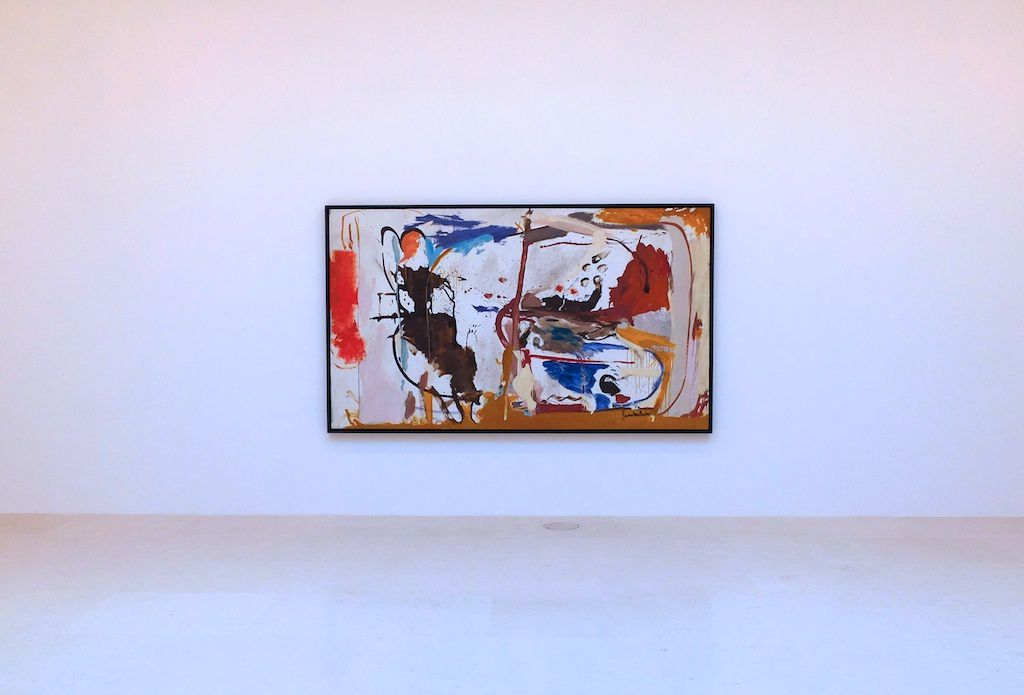 first creatures-Helen Frankenthaler Foundation, Inc./Artists Rights Society (ARS), New York-courtesygagosiangallery