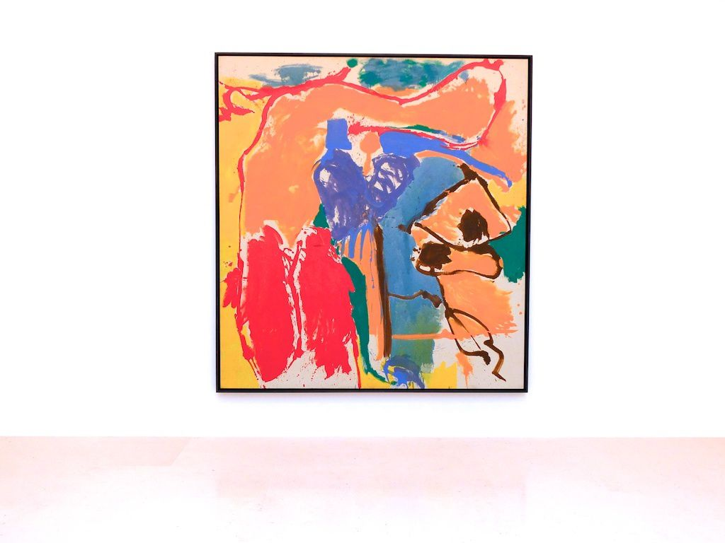Meditterranean thoughts-Helen Frankenthaler Foundation, Inc./Artists Rights Society (ARS), New York-courtesygagosiangallery