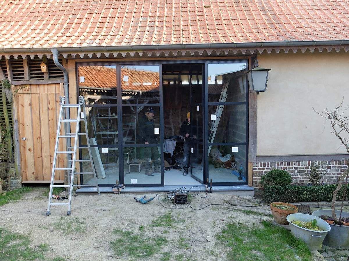 Travaux atelier-Ferronnerie Lenglart