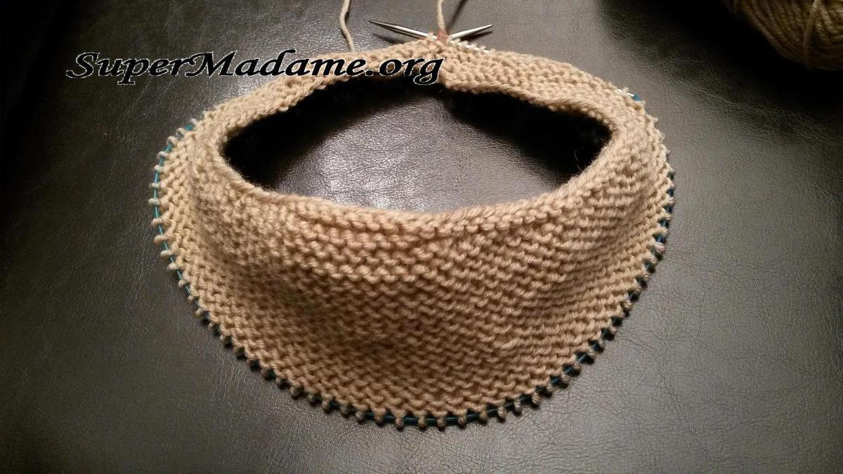 123903b05d52 Débuter aux aiguilles circulaires... ou l art de tricoter en rond ...