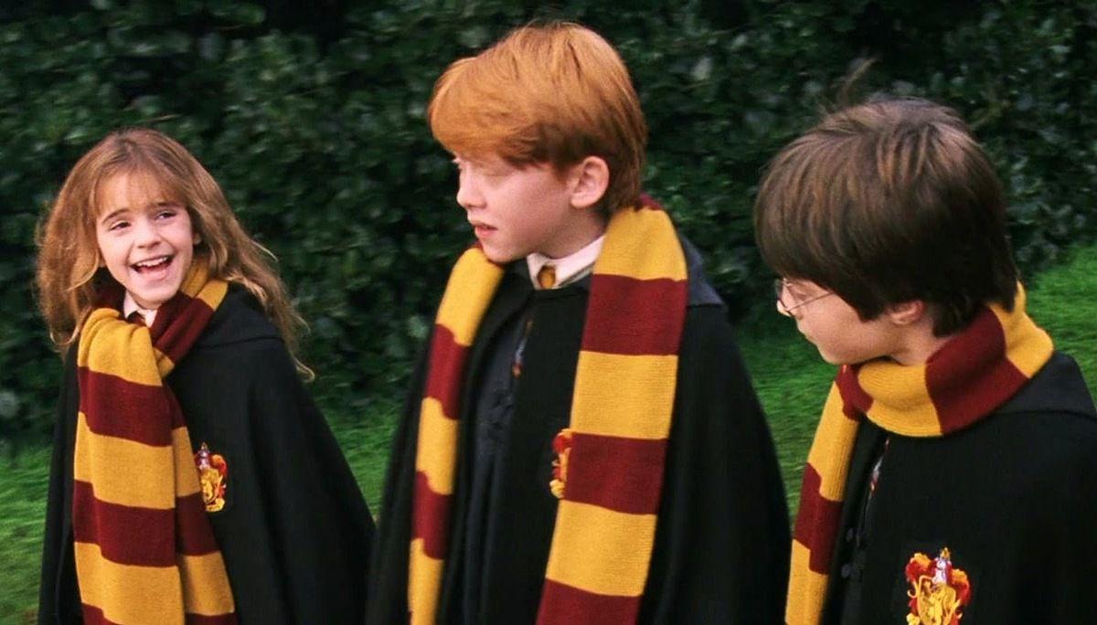 tricot écharpes Harry Potter