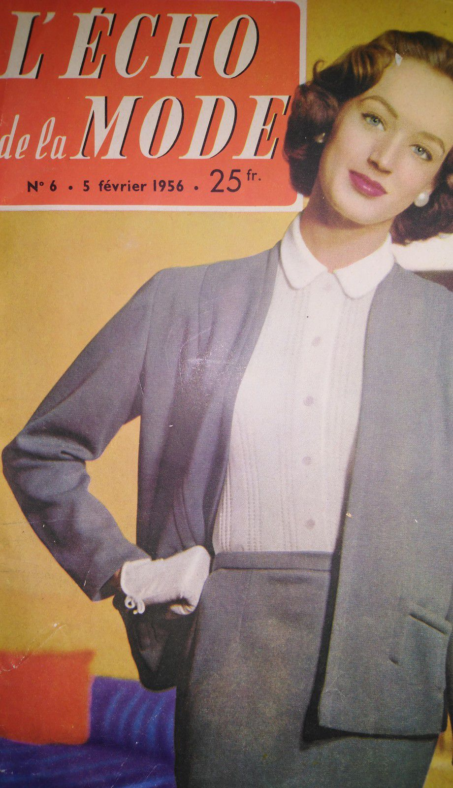 le vrac en 1956 progrès