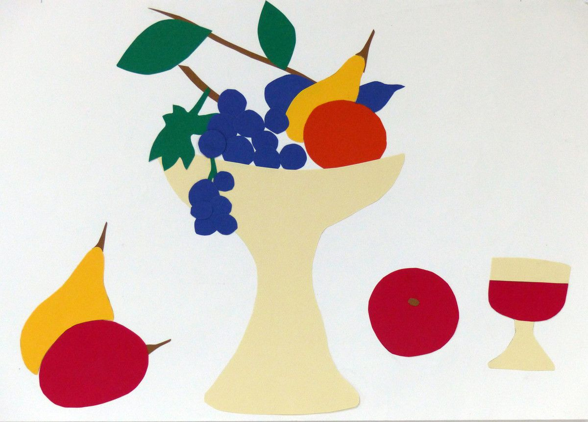 Nature morte, par Jules