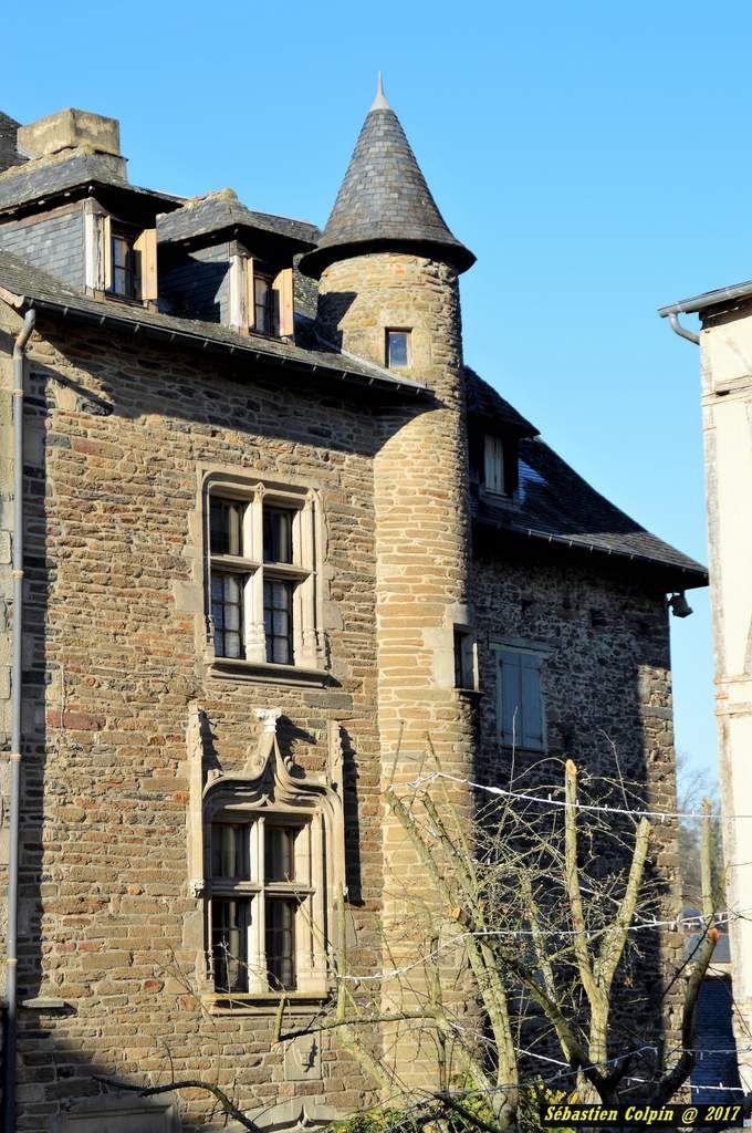 La Cité Historique d' Uzerche en Limousin