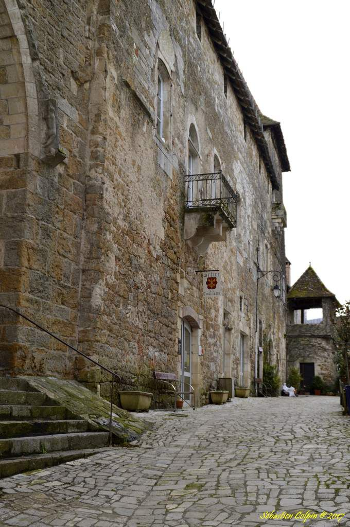 Carennac, un des plus beaux villages de France