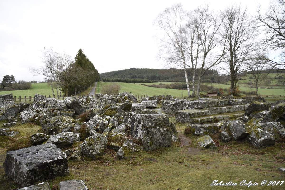 Site Gallo-Romain des Cars