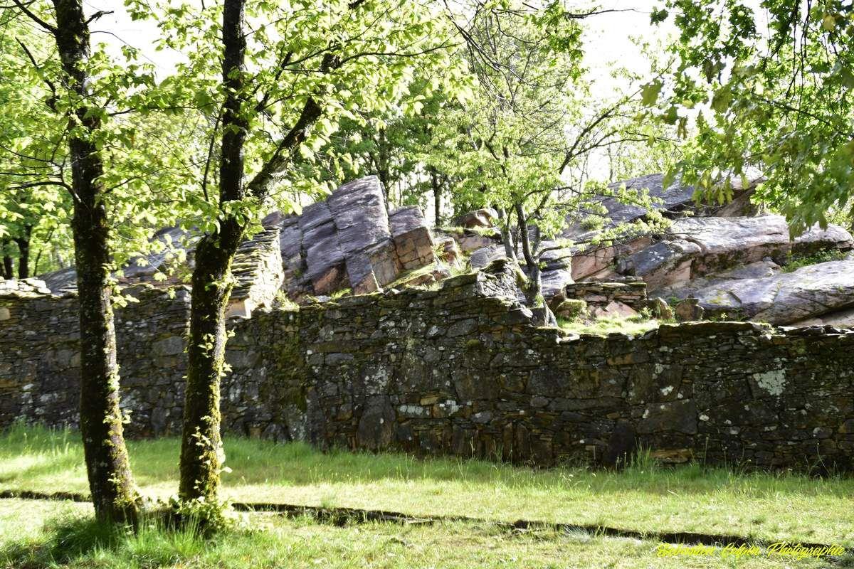 L'Ermitage à Aubazine en Corrèze