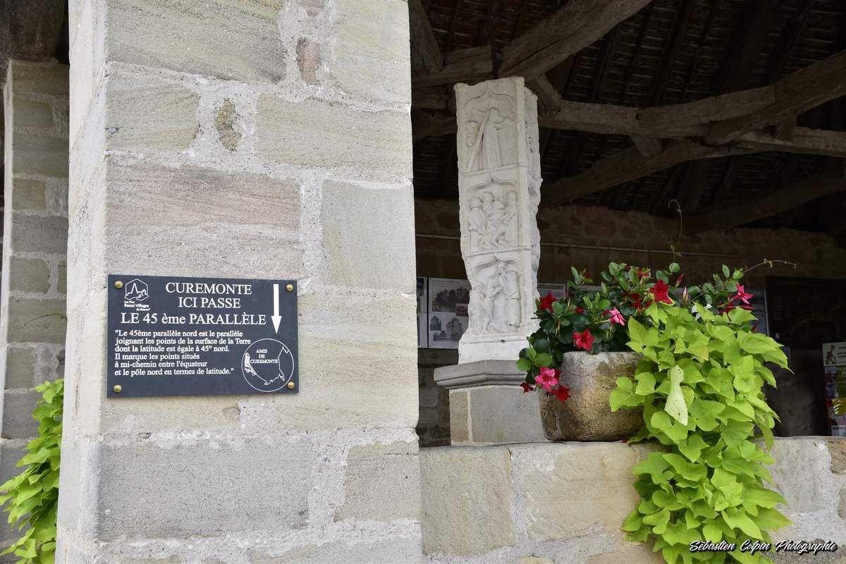 Curemonte, village médiéval du Midi-Corrézien