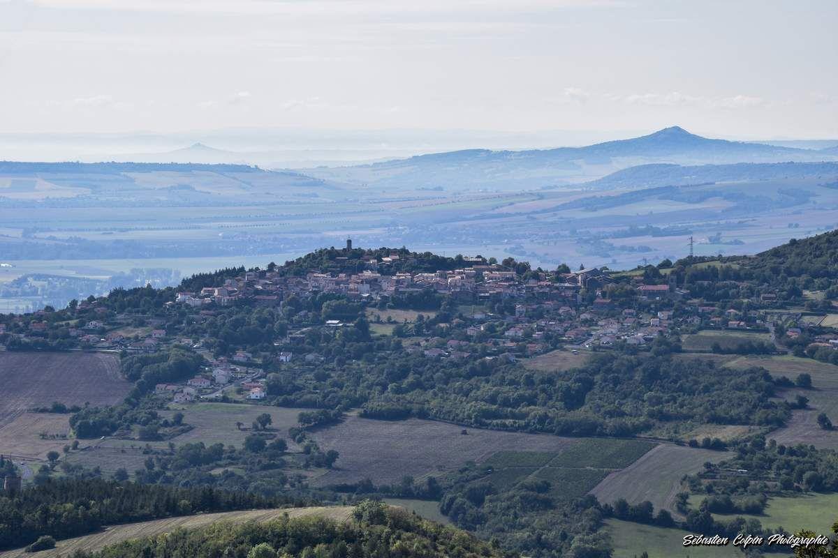Le Plateau de Gergovie en Auvergne