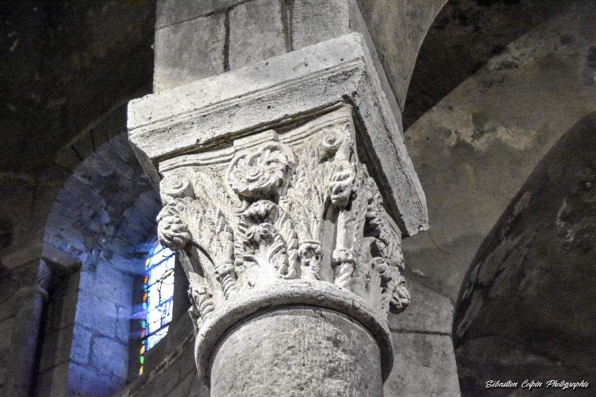Basilique Notre-Dame d'Orcival en Auvergne