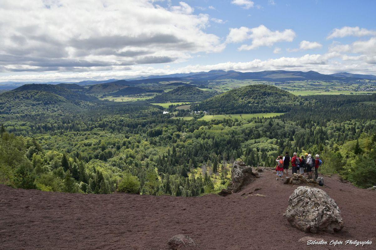 Puy de la Vache (1167m), randonnée sur un des plus beaux volcans de la chaîne des Puys
