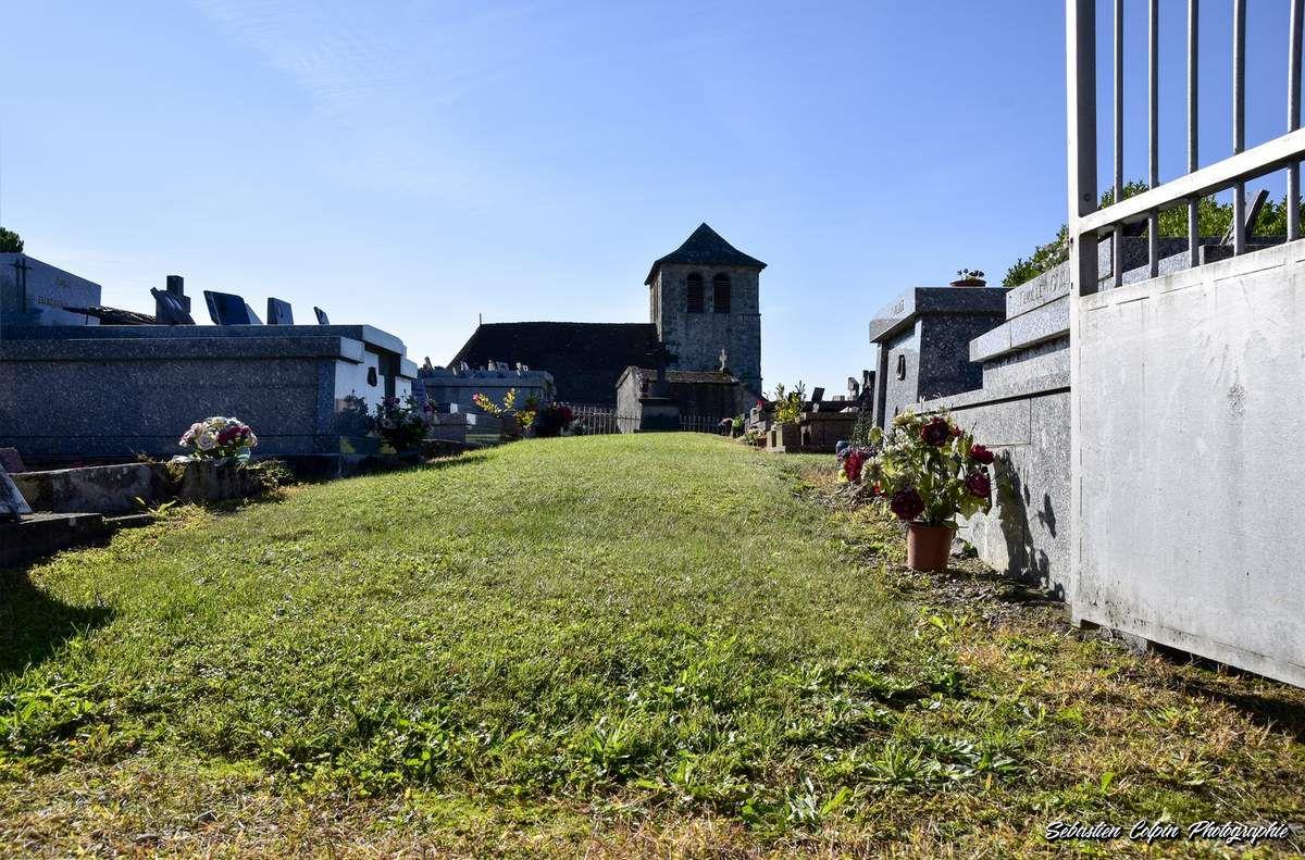 Puy d'Arnac en Corrèze et le site de la cafoulière