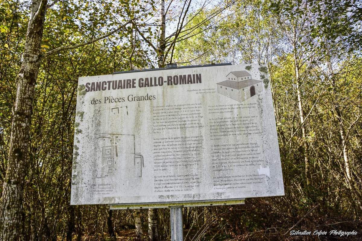 Site Gallo-Romain de Margerides
