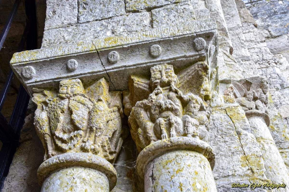 Abbaye de Marcilhac sur Célé dans le Lot