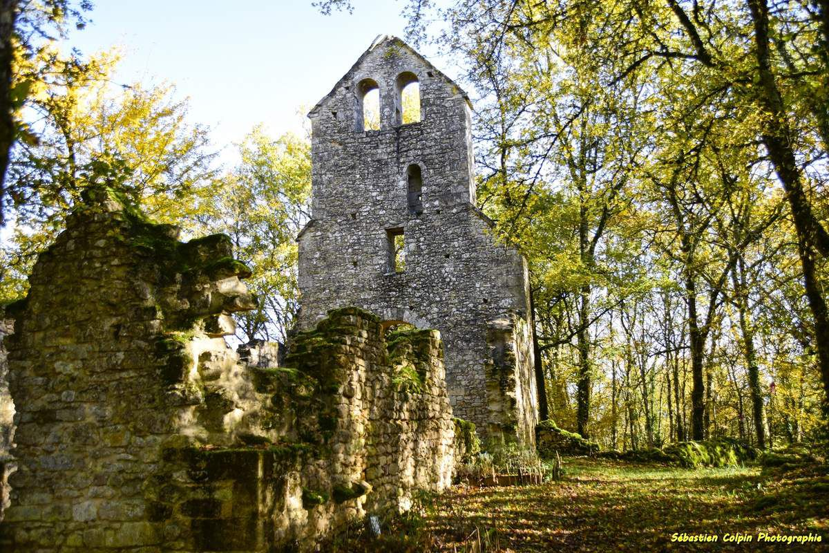 Eglise du Cheylard à Les Farges en Dordogne