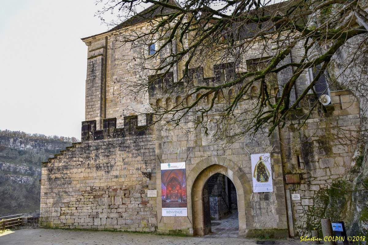 Rocamadour, la cité religieuse du Lot