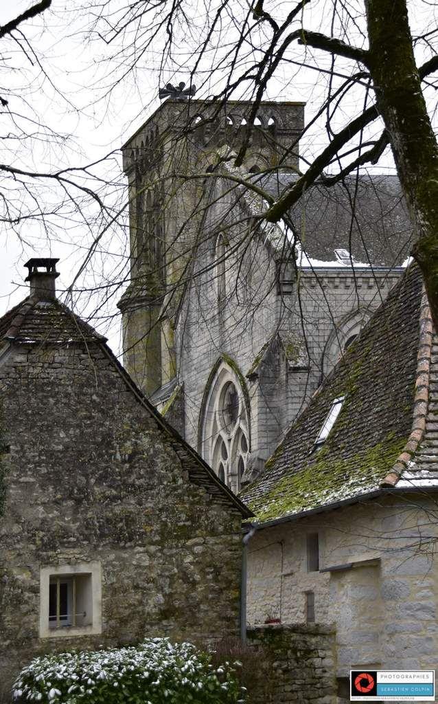 Gramat dans le Lot, son Eglise, le parc et le relais des gourmands...