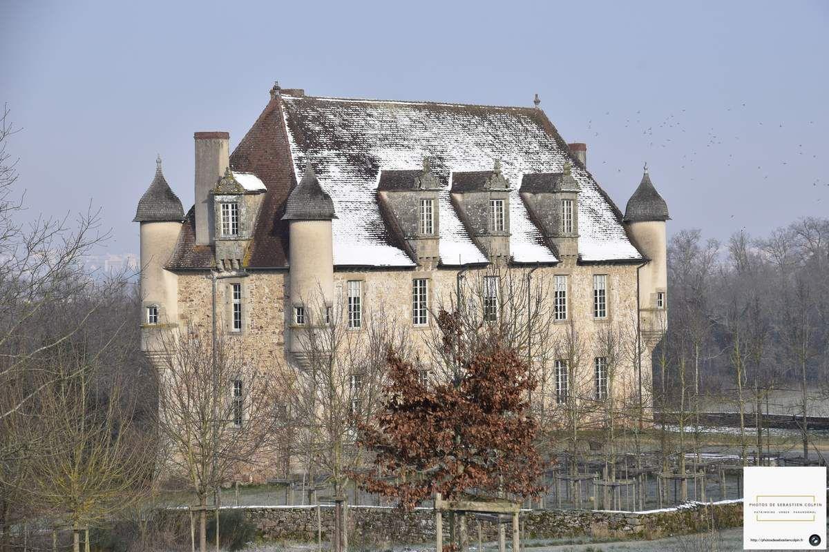 Balade hivernale en Haute-Vienne