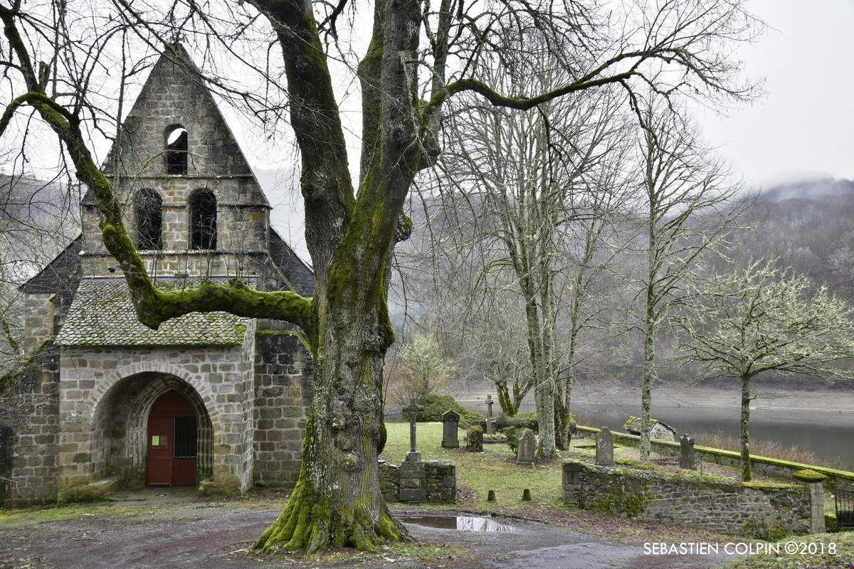 Site de Port-Dieu et sa chapelle, ancien prieuré du XIème siècle