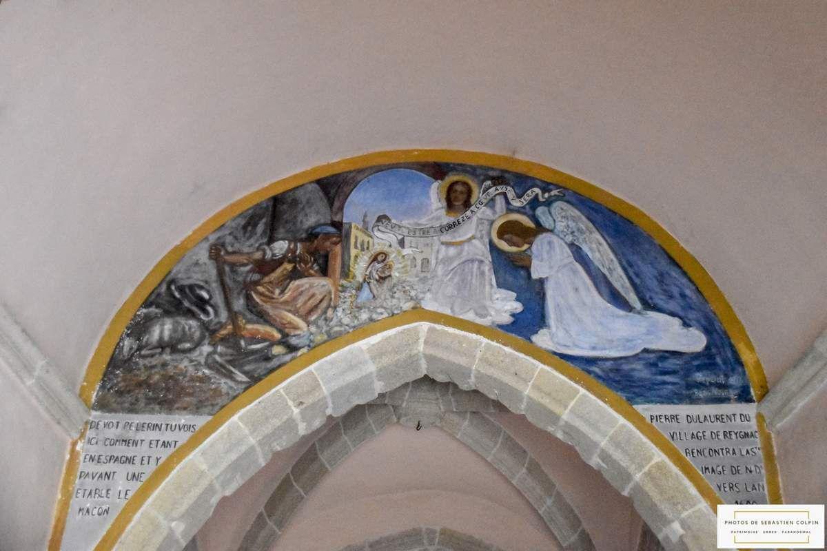 Chapelle Notre-Dame du Pont du Salut à Corrèze
