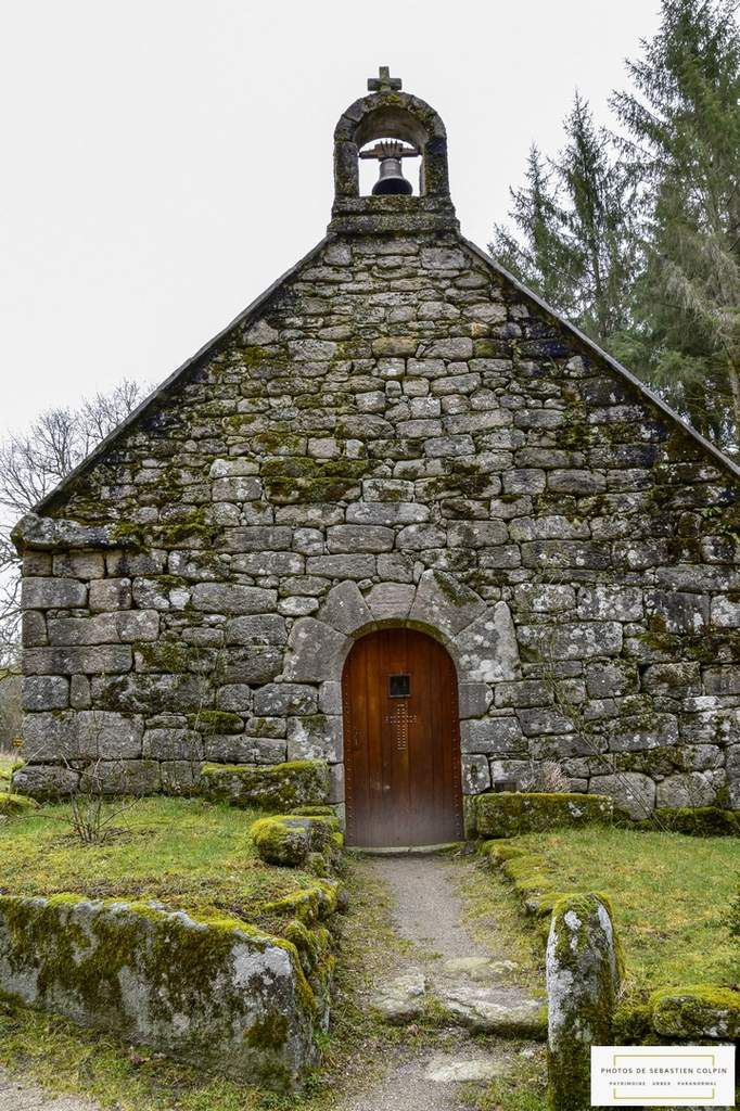 Clédat, village abandonné en Corrèze