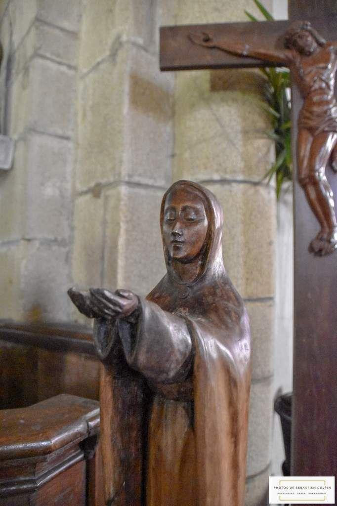 Sanctuaire de Notre-Dame de Belpeuch à Camps en Corrèze
