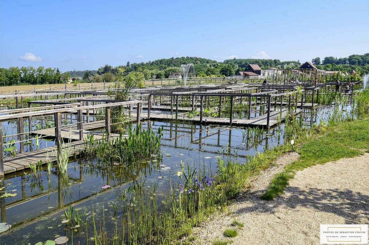 Les Jardins d'Eau de Carsac en Dordogne, un rêve de nature en périgord