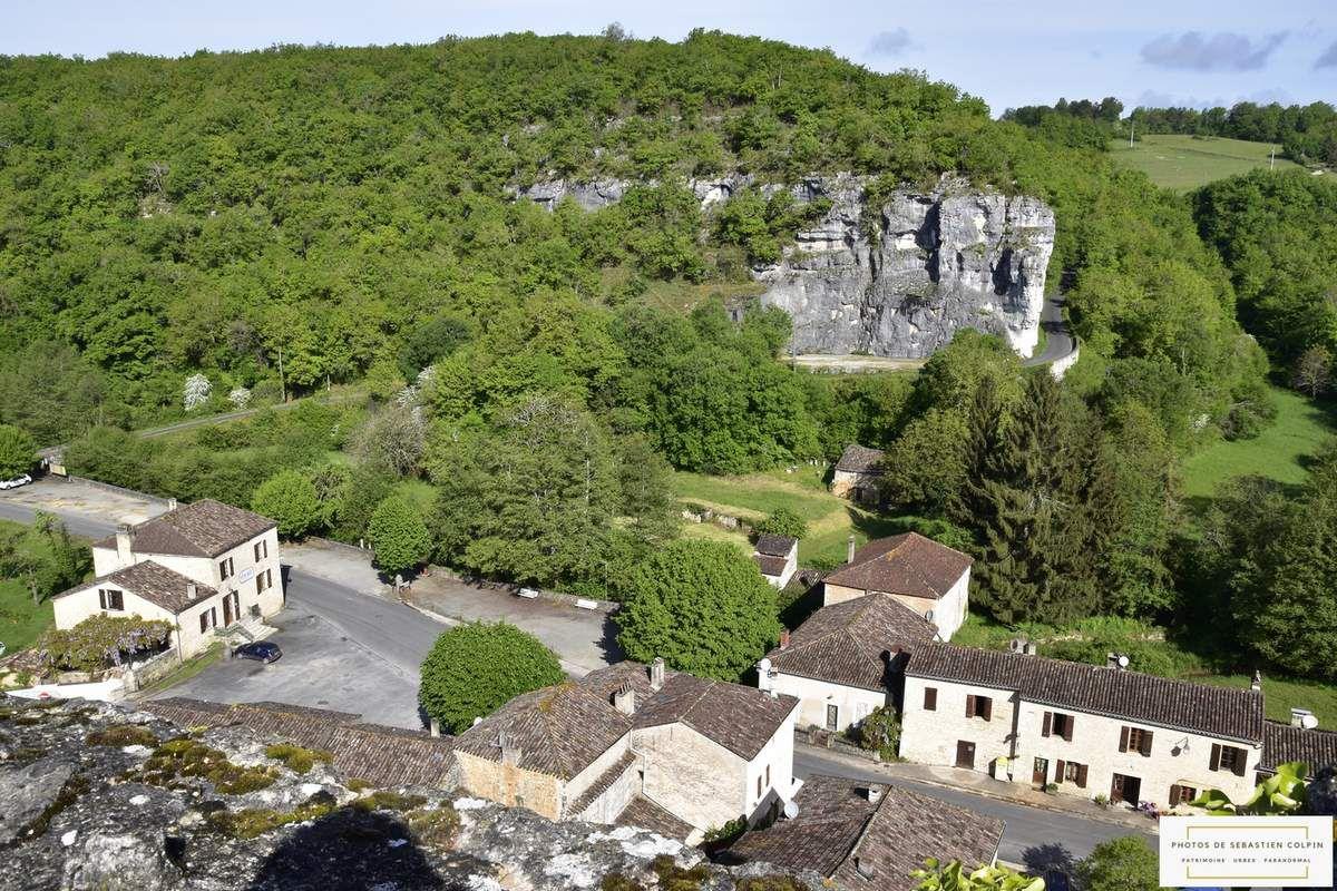 Le Château de Gavaudun en Lot et Garonne