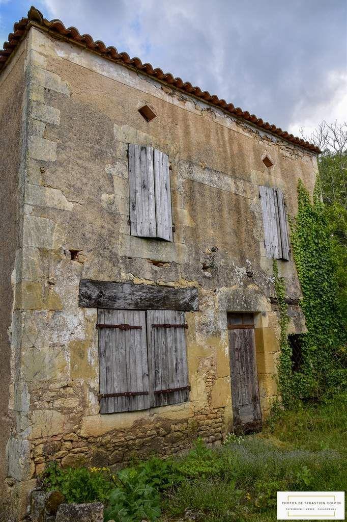 Laurenque, l'Eglise et le Prieuré Saint-Sardos en Lot et Garonne