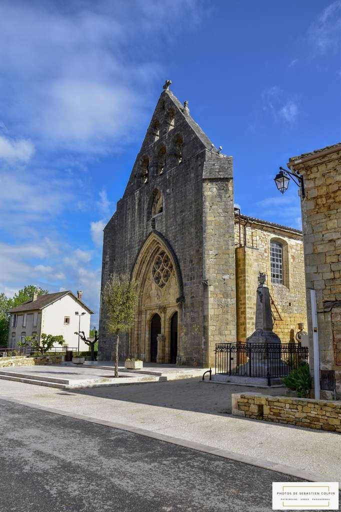 Bastide de Montcabrier, une beauté dans le Lot