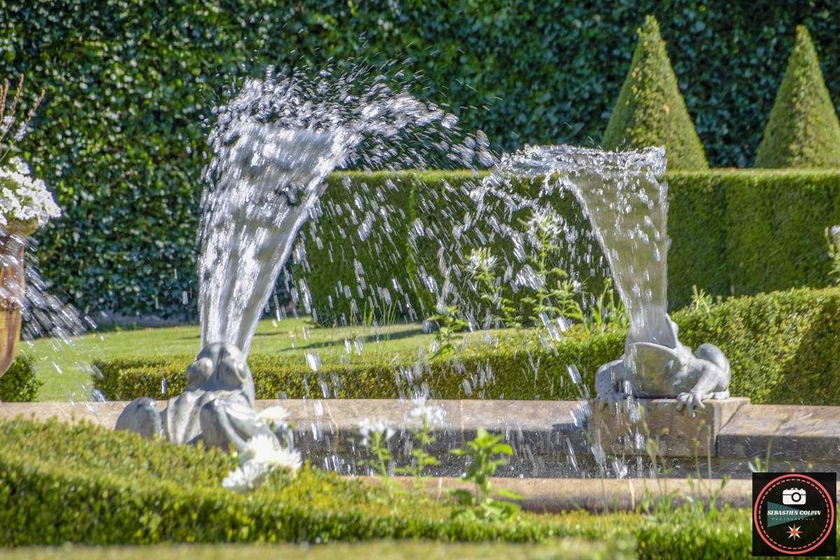 Les Jardins du Manoir d'Eyrignac à Salignac en Dordogne