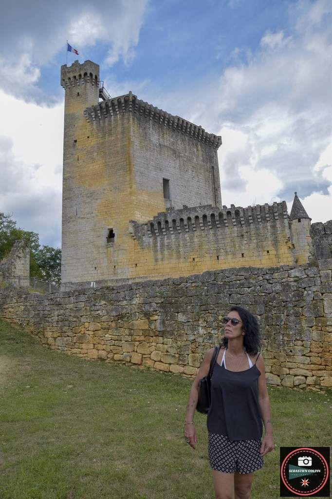 Le Château de Commarque, un vestige templier en Dordogne