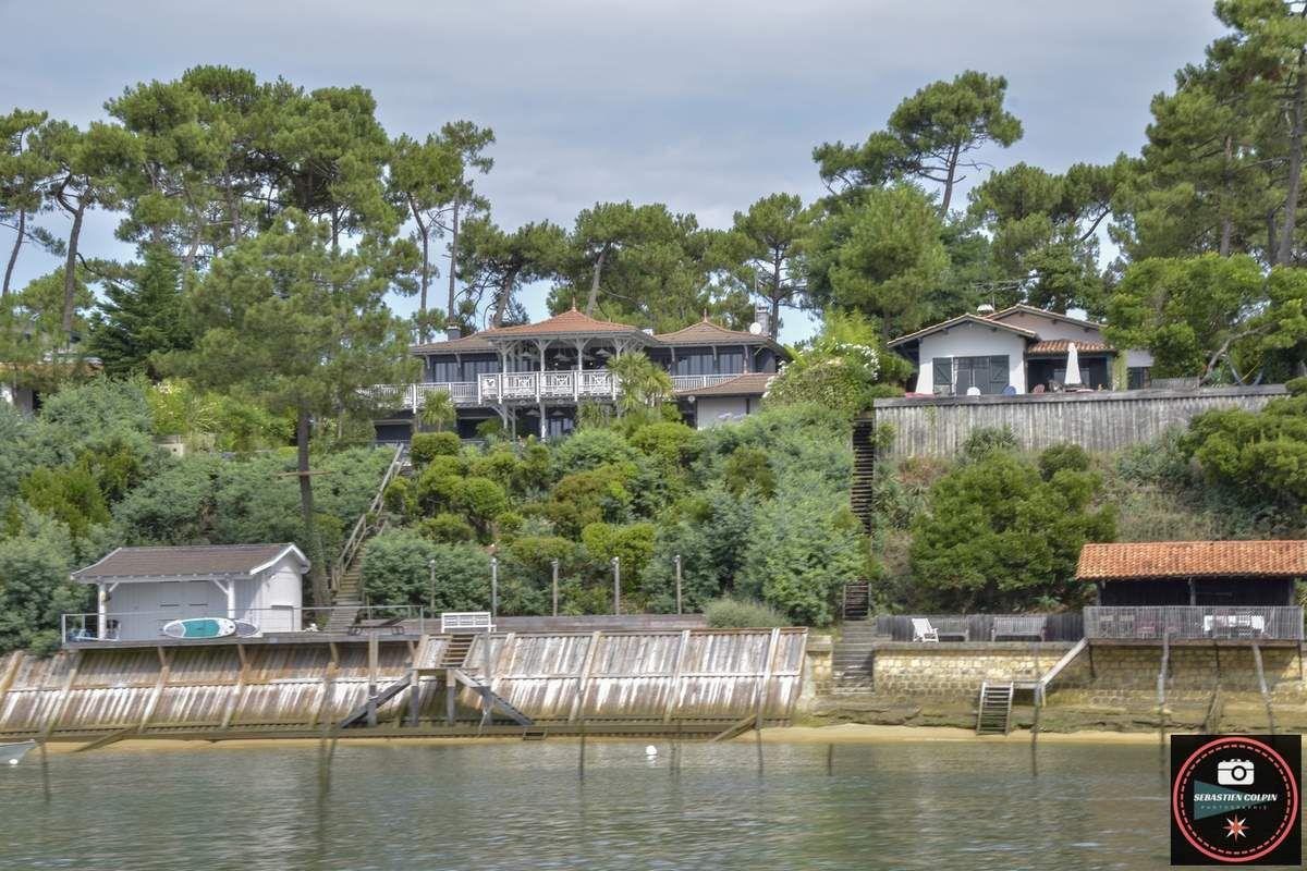 Arcachon et la visite du bassin en bateau