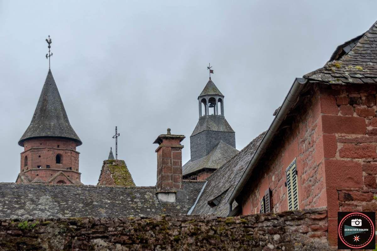 Collonges la Rouge, rubis de la Corrèze