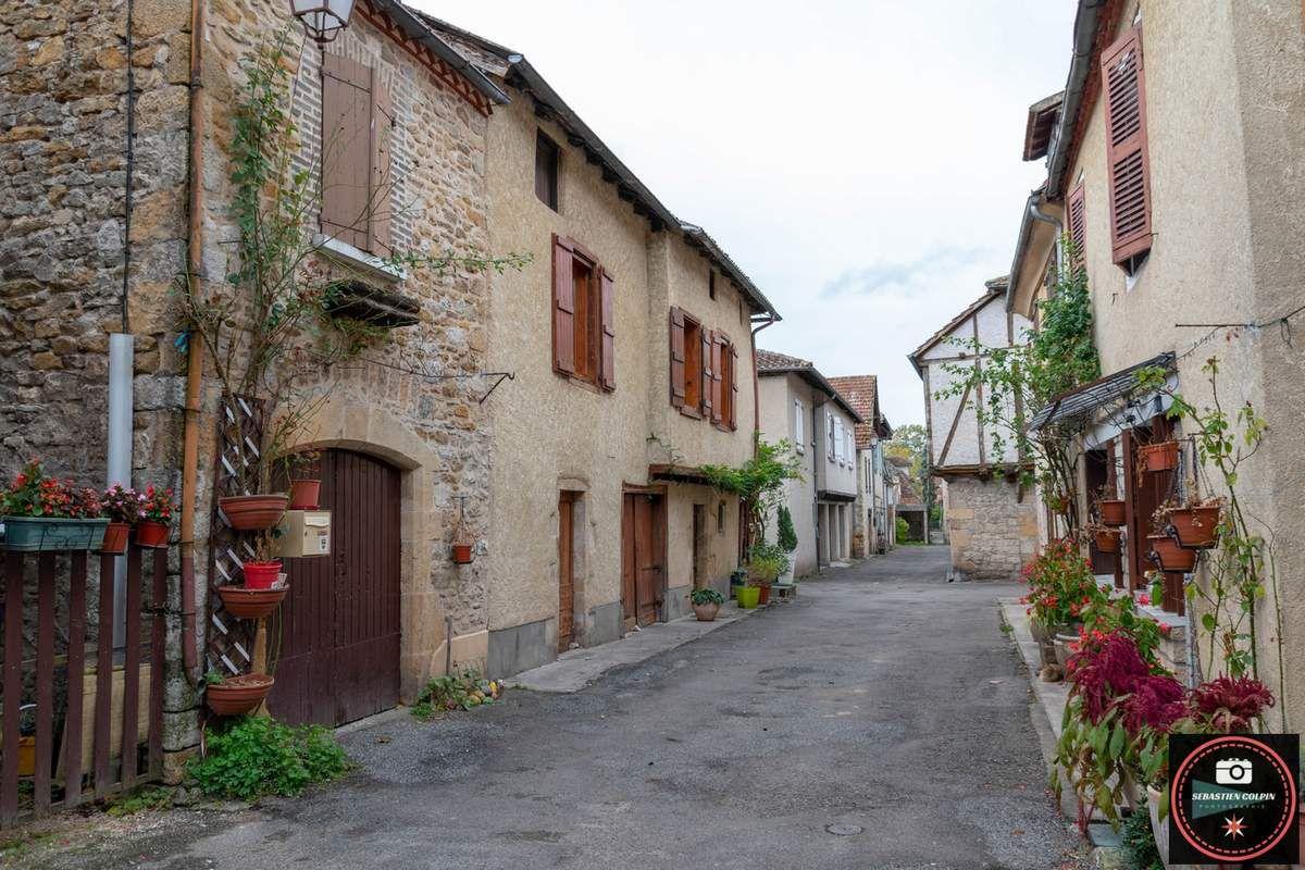 Bretenoux, un village du Lot