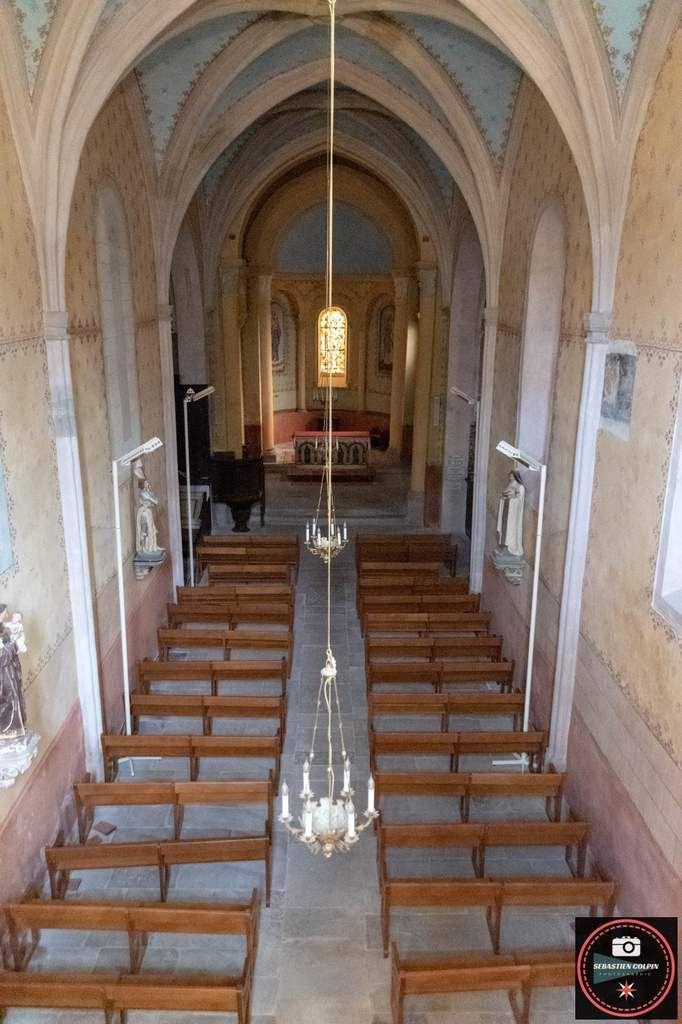 Le village de Noailhac, son église et son musée, un patrimoine exceptionnel en Corrèze