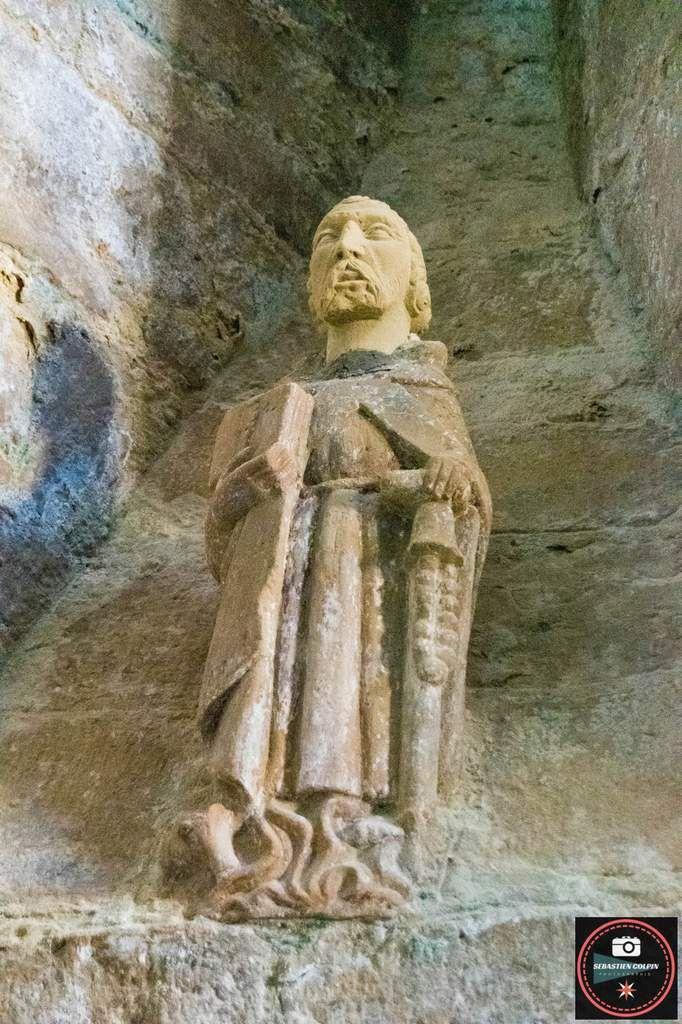 Village médiéval de Saint-Robert en Corrèze