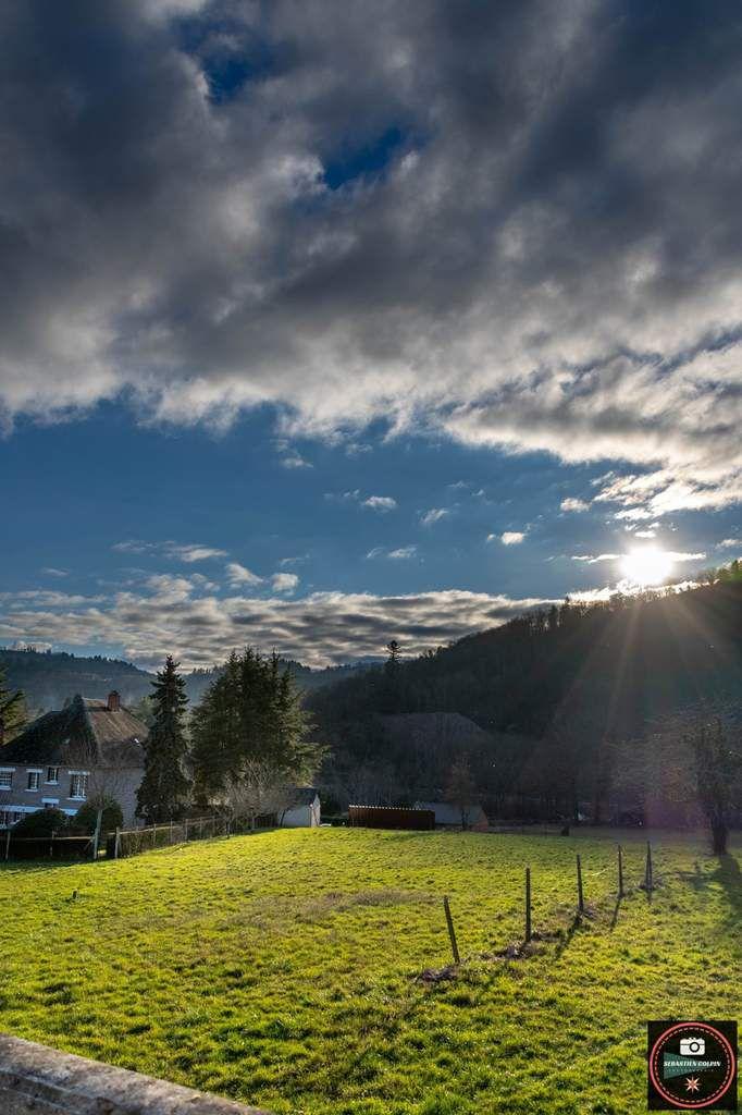 La Corrèze en photos à Aubazine