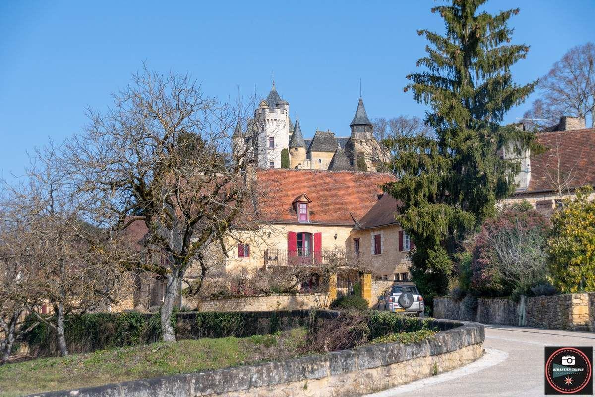 Château de Montfort à Vitrac en Dordogne, un magnifique patrimoine du Périgord