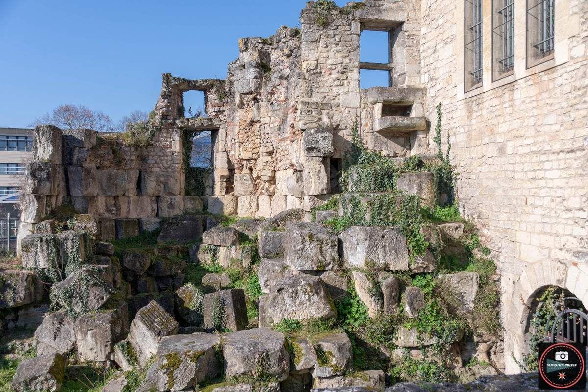 château Barrière à Périgueux