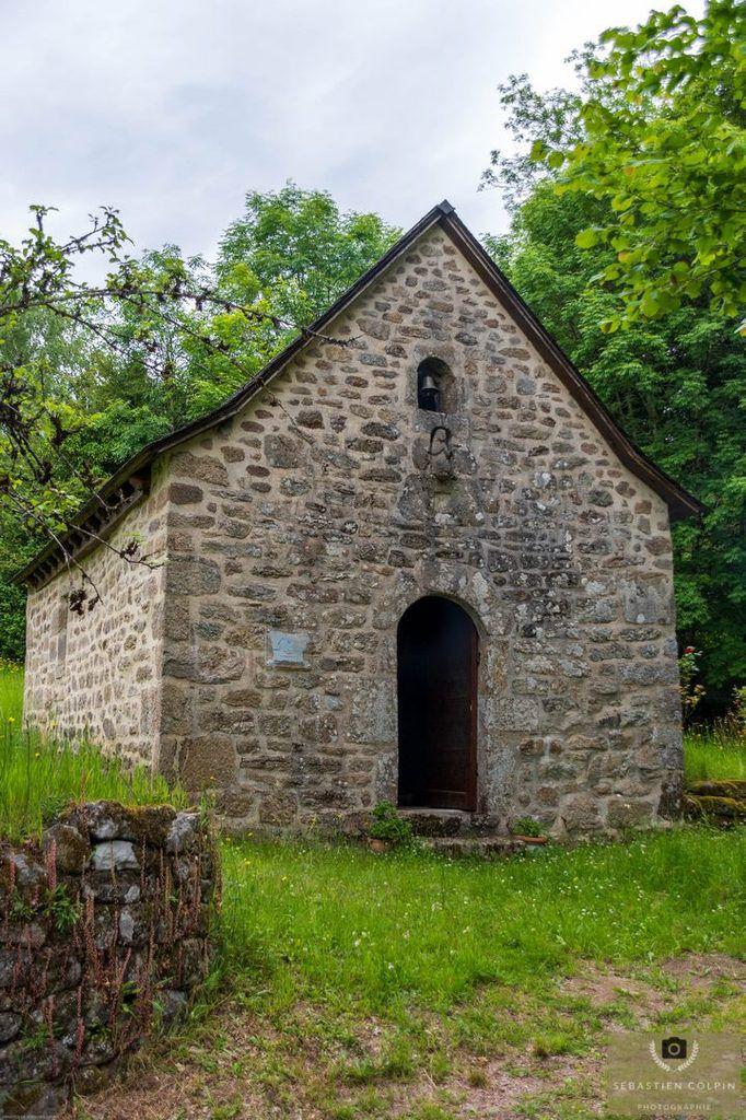 La Chapelle de Nirige à Espagnac en Corrèze, un patrimoine médiéval rare et méconnu