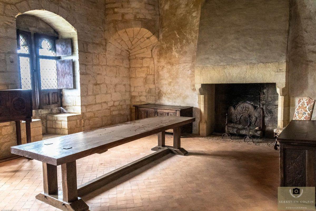 Le Château Médiéval de Beynac en Dordogne