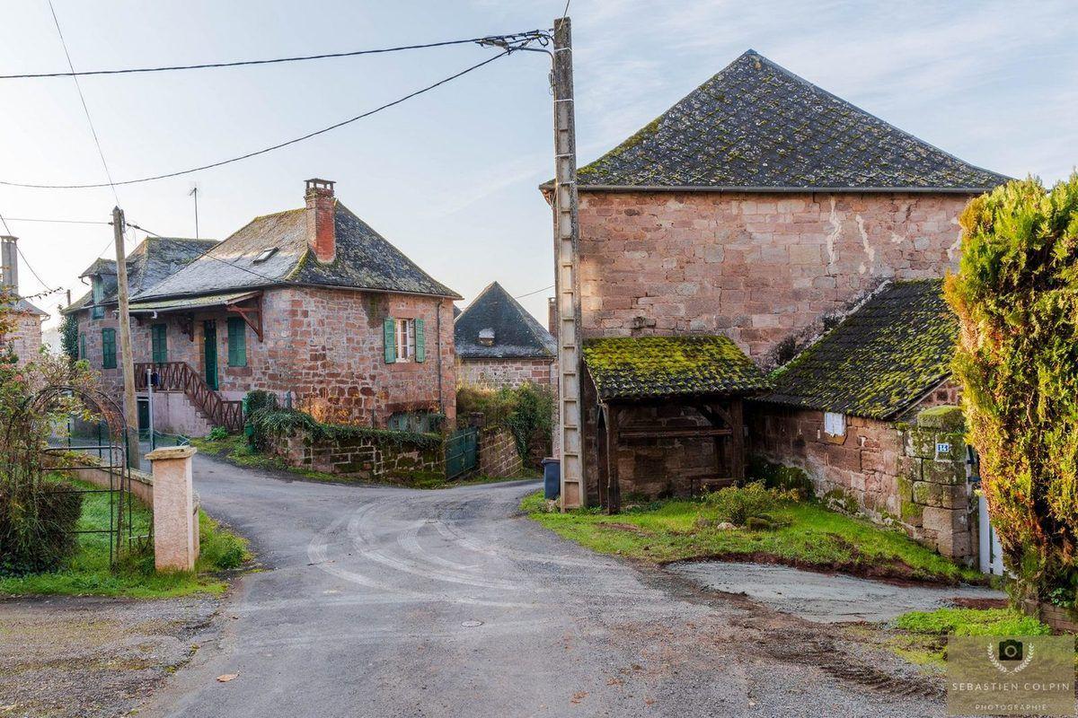 La Chapelle Salamard, hameau de la commune de Saint-Solve en Corrèze