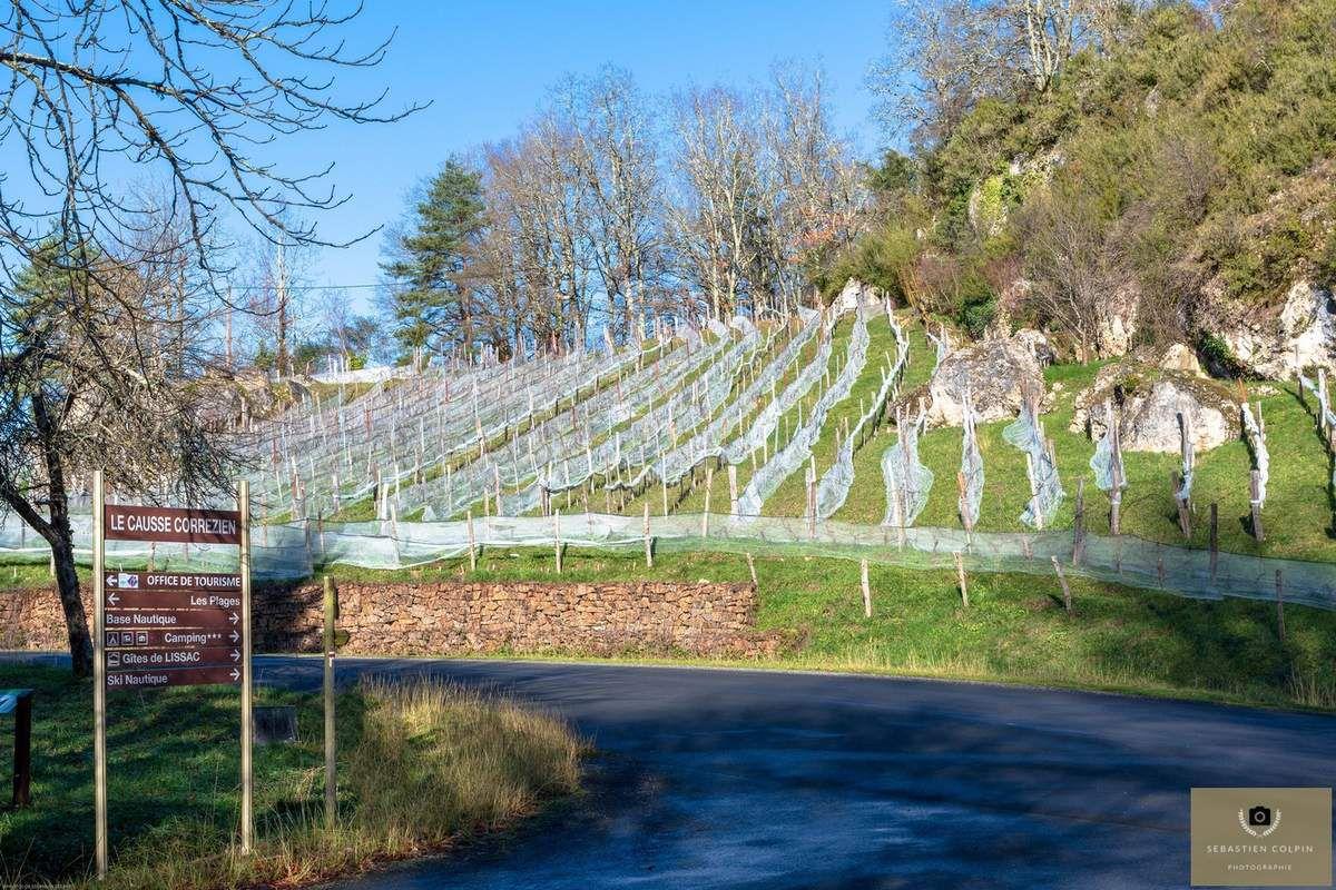 Le soulier, un lieu-dit du village de Chasteaux, un véritable hâvre de paix et de nature en Corrèze
