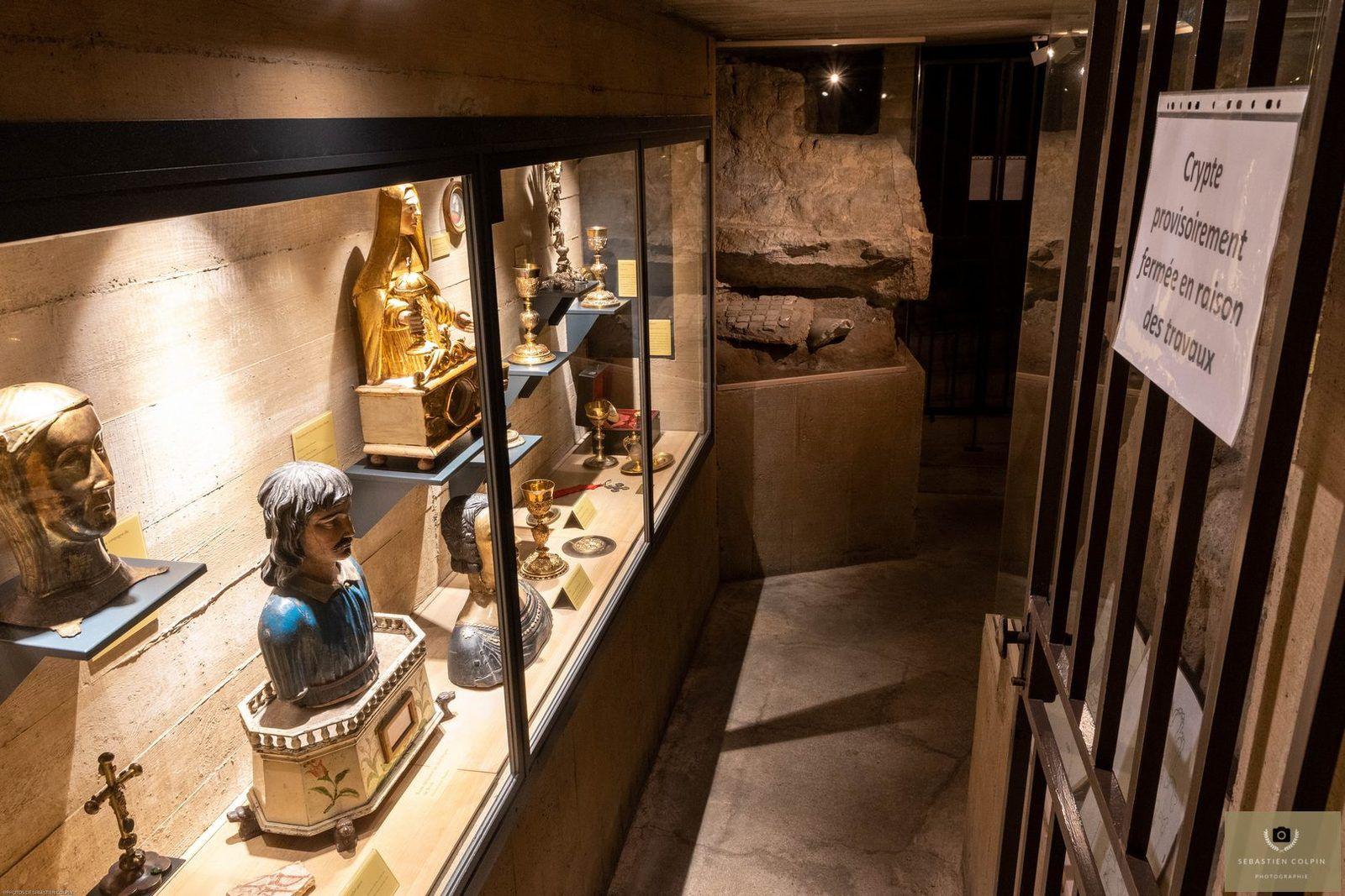 La Collégiale Saint-Martin de Brive la Gaillarde et ses trésors
