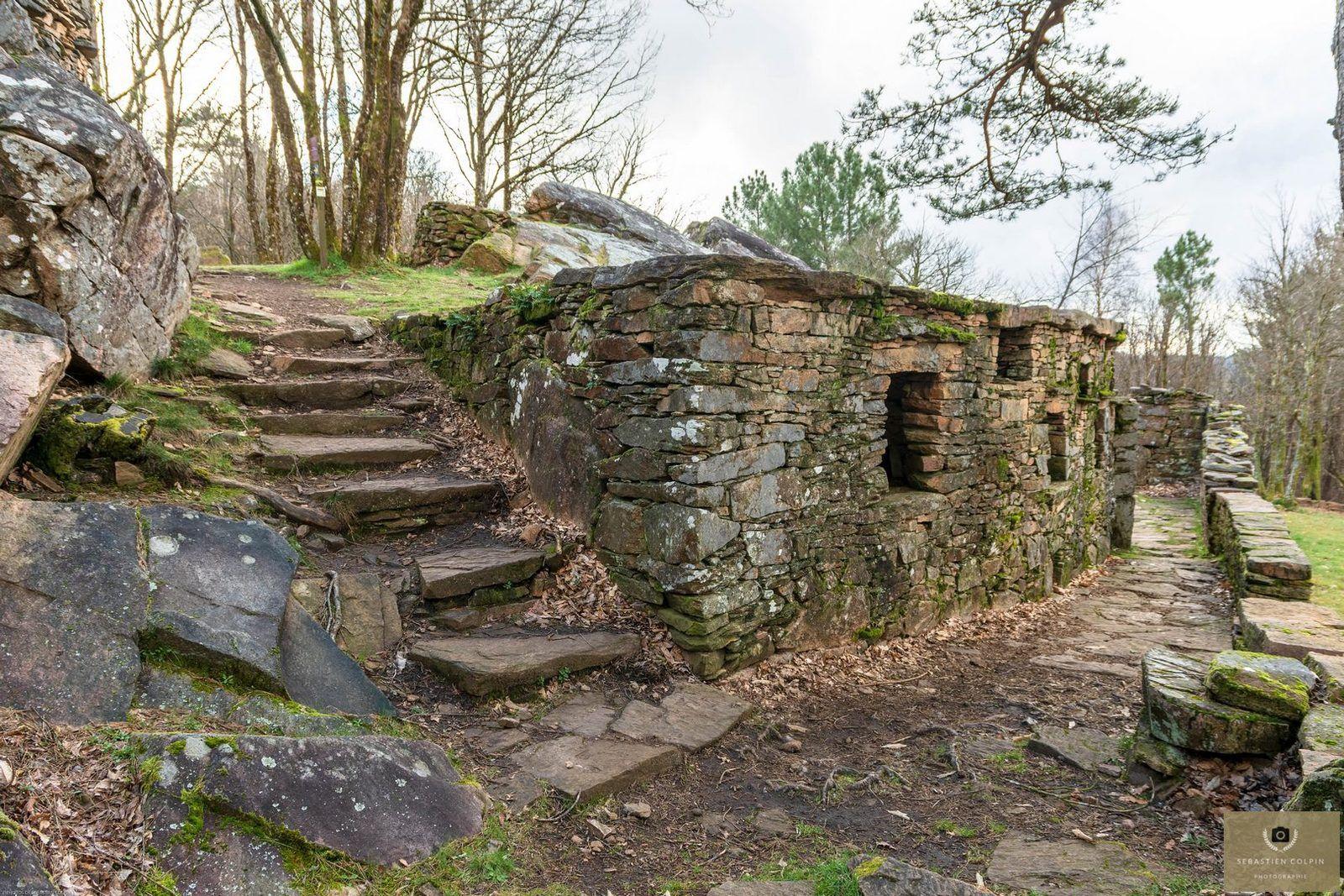 L'Ermitage du Puy de Pauliac à Aubazine en Corrèze