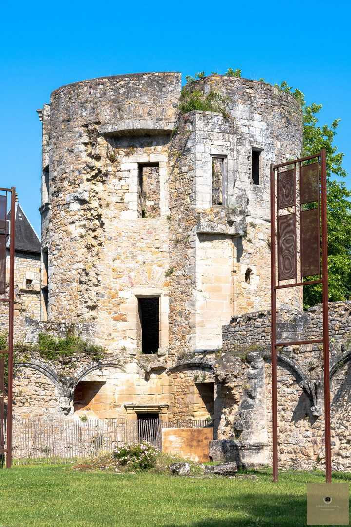 Château d'Assier dans le Lot, le 25.06.2020 ©Photos de sebastien Colpin